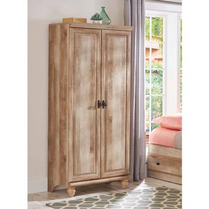 Better Homes and Gardens Crossmill Storage Cabinet, Weathered Finish for Sale in Columbus, OH