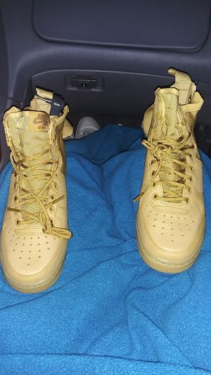 SF AF1 Nike Water Boot for Sale in San Leandro, CA