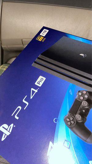 PS4 pro 1tb for Sale in Sacramento, CA