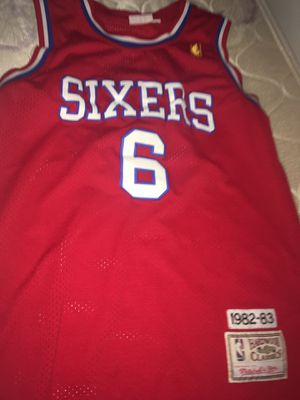 76ers jersey for Sale in Tallahassee, FL
