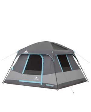 OZARK TRAIL 4.6 out of 5 stars 70 Reviews 10' x 9' Ozark Trail Six-Person Dark Rest Cabin Family Camping for Sale in Las Vegas, NV