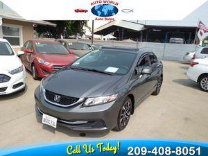2013 Honda Civic Sdn for Sale in Modesto, CA