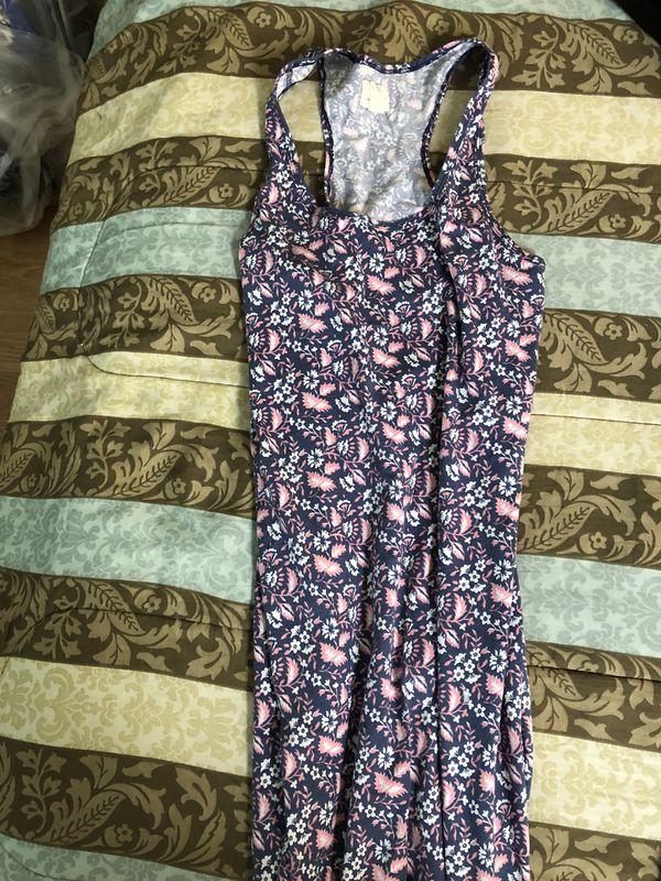 Levi Maxi dress
