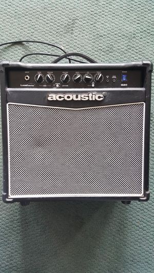 Acoustic guitar amp for Sale in Waterbury, CT