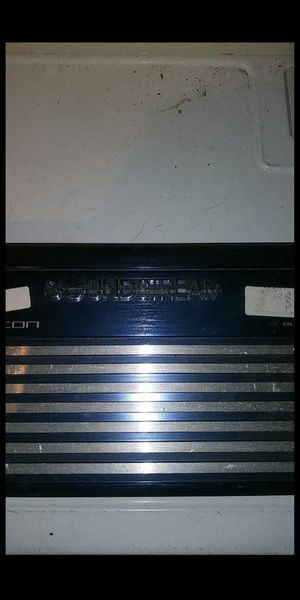 Soundstream amplifier. for Sale in San Leandro, CA