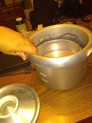 Canning and jarring pan for Sale in Williamsport, PA