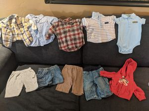 Baby clothes size 0-3 (lot) for Sale in San Diego, CA