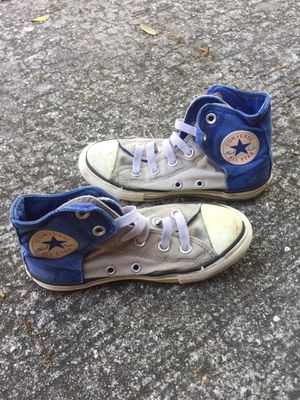 Chuck Taylor Converse all star vintage sneakers for Sale in Orlando, FL