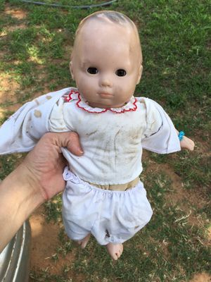Bitty baby American girl doll vintage for Sale in Oklahoma City, OK