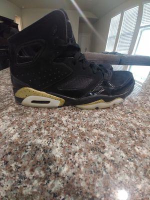Black & Gold High Top Jordans for Sale in Houston, TX