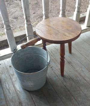 Vintage Milking Stool for Sale in Knoxville, TN