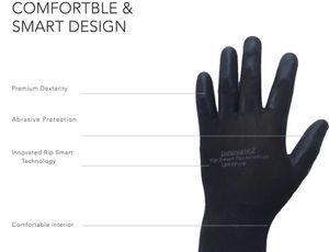 18 gauge work gloves (one dozen) multiple available for Sale in Covina, CA