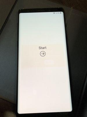 Samsung Galaxy Note 9 128GB Blue Verizon for Sale in Clinton Township, MI
