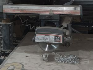 Radial arm saw for Sale in Lathrop, CA