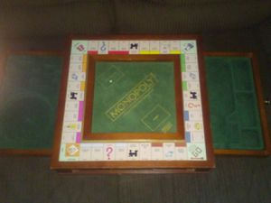Monopoly Luxury Edition game board for Sale in Fresno, CA