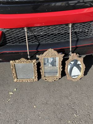 Vintage Hollywood regency style mirrors for Sale in Fullerton, CA