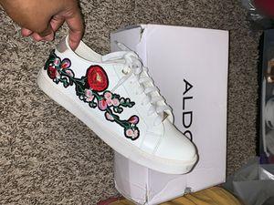 Aldo rose pedal sneakers for Sale in North Miami Beach, FL