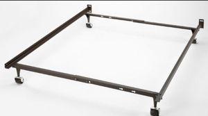 Queen metal bed frame for Sale in Golden, CO