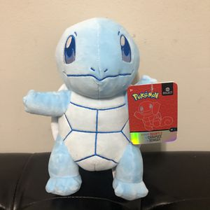 Shiny Squirtle Plush for Sale in Snellville, GA