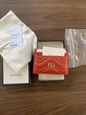 Gucci Marmont Card Case for Sale in Pico Rivera, CA