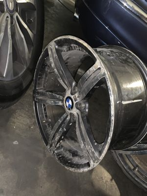 BMW M5 RIMS. 19 inch. 4 piece available for Sale in West Los Angeles, CA