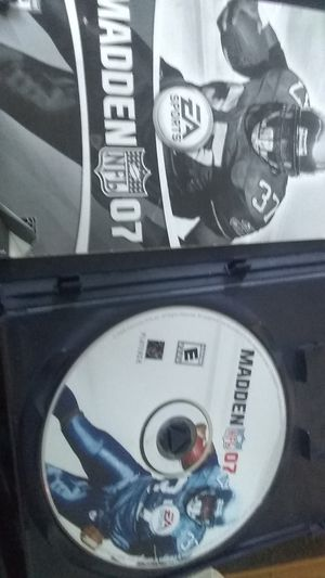 Madden 07 for PC for Sale in Washington, DC