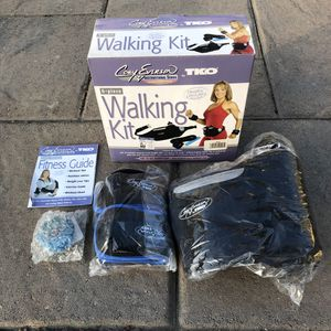 6 Piece Walking Kit - Exercise Bundle *BRAND NEW* for Sale in Rancho Palos Verdes, CA