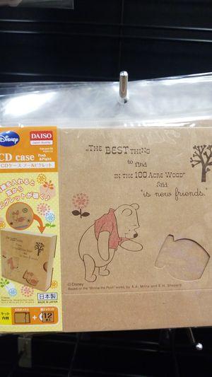 New disney winnie the pooh cd case for Sale in Mesa, AZ