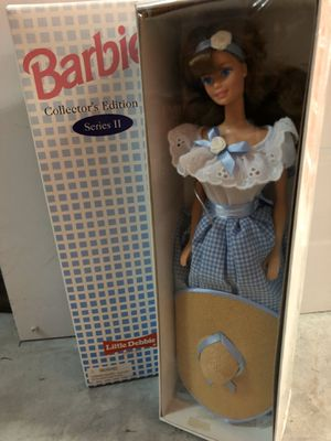 Collectors Barbie - Little Debbie for Sale in Stafford, TX