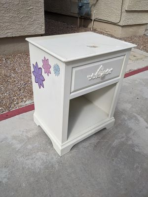 White night stand removable decals for Sale in Las Vegas, NV