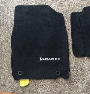 Lexus ES 350 mats for Sale in Brandywine, MD