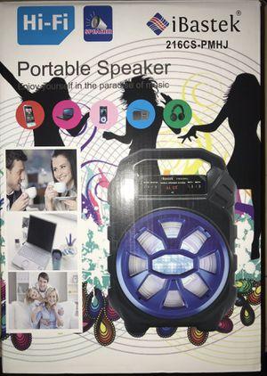 IBastek Party Speaker for Sale in Los Angeles, CA