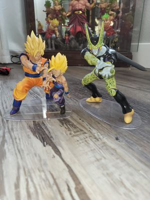 Dragon ball z figures for Sale in San Diego, CA