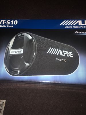 Alpine subs for Sale in Bethlehem, PA