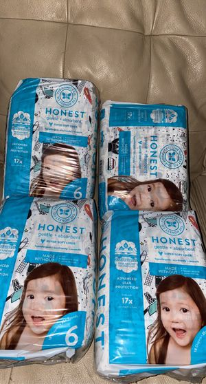 honest diapers for Sale in San Diego, CA