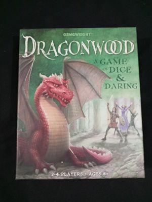 Dragonwood board game for Sale in Wayne, MI