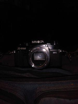 Minolta X700 35mm camera for Sale in Browns Mills, NJ
