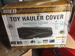 Toy hauler cover 20 ft 1 in - 24 ft for Sale in Fremont, CA