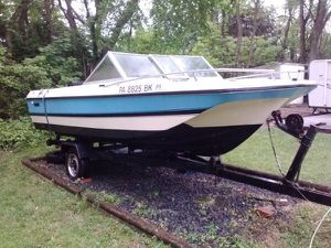 16ft. Project boat for Sale in Earleville, MD