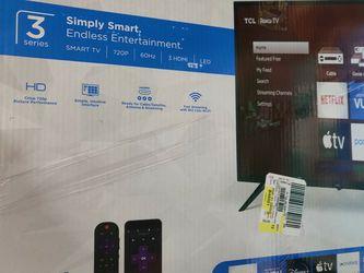Tcl Roku Smart tv 32 Inch for Sale in Novi,  MI