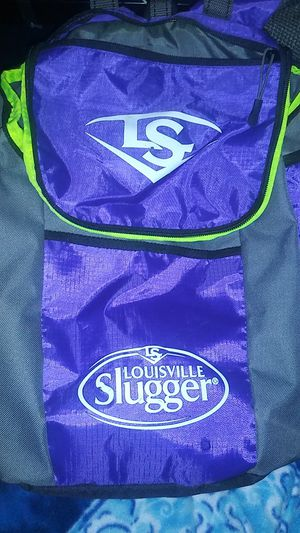 Louisville slugger backpack for Sale in Columbus, OH
