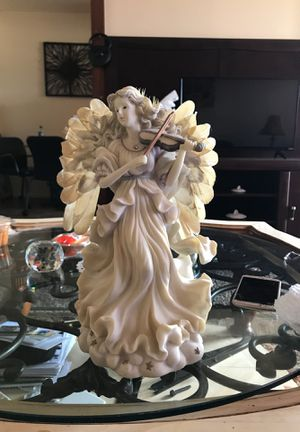 Angel playing the violin for Sale in Albuquerque, NM