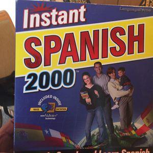 Instant Spanish computer program for Sale in Grand Rapids, MI