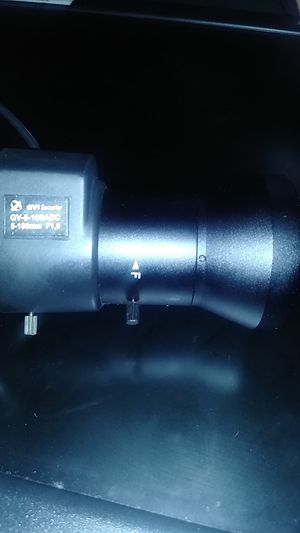 Gvi cctv lens gv-5-100adc for Sale in Akron, OH