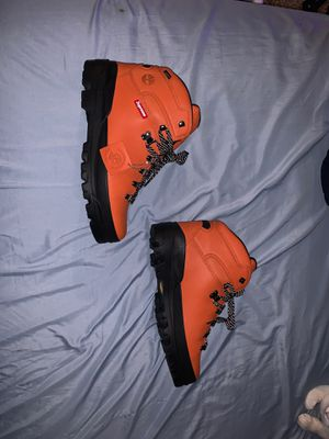 Supreme Timberlands Boots Sz 12 for Sale in Mesa, AZ