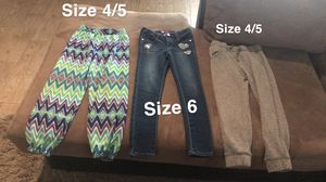 Kids girl clothes for Sale in Mansfield, TX
