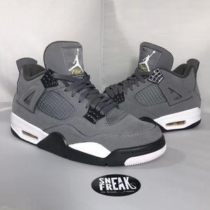 Jordan 4 Cool Grey size 9 PADS for Sale in Carol Stream, IL