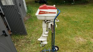 5hp. Outboard for Sale in Tacoma, WA