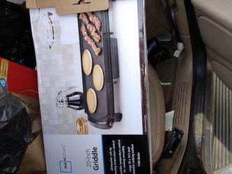 20 Inch Griddle for Sale in Hillsboro,  OR