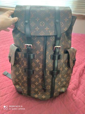 Men's LV Monogram backpack for Sale in DeKalb, IL